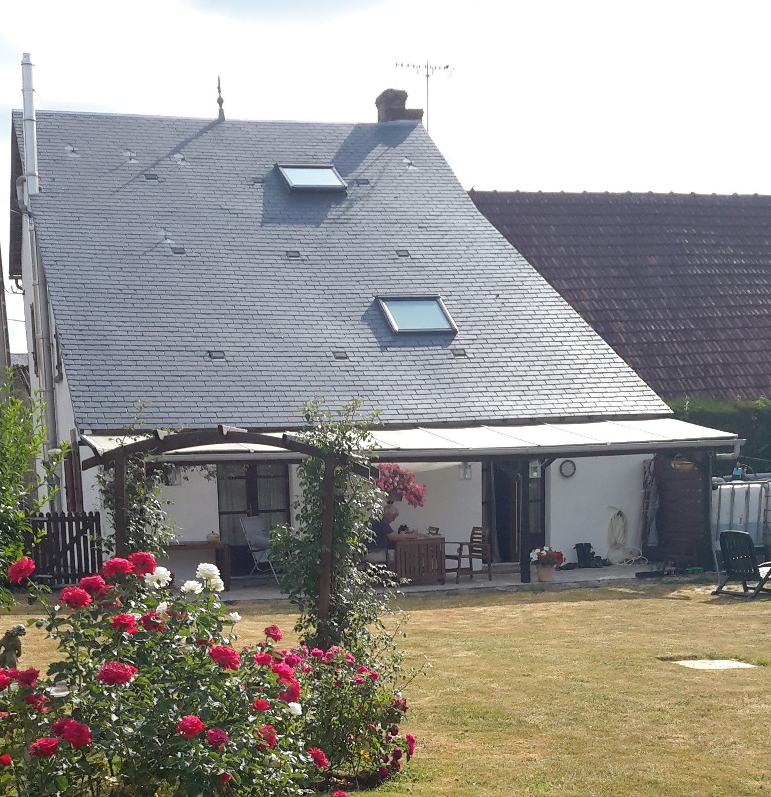 Just move in and love this 3 bedroom home and the beautiful garden