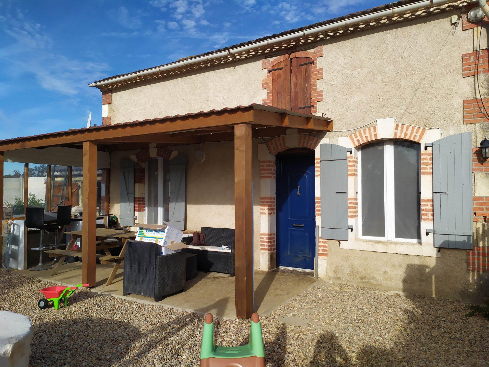 Country home near Montmorillon