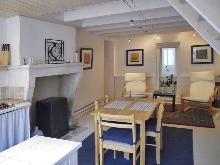 Perfect holiday base in a pretty village. Great price !