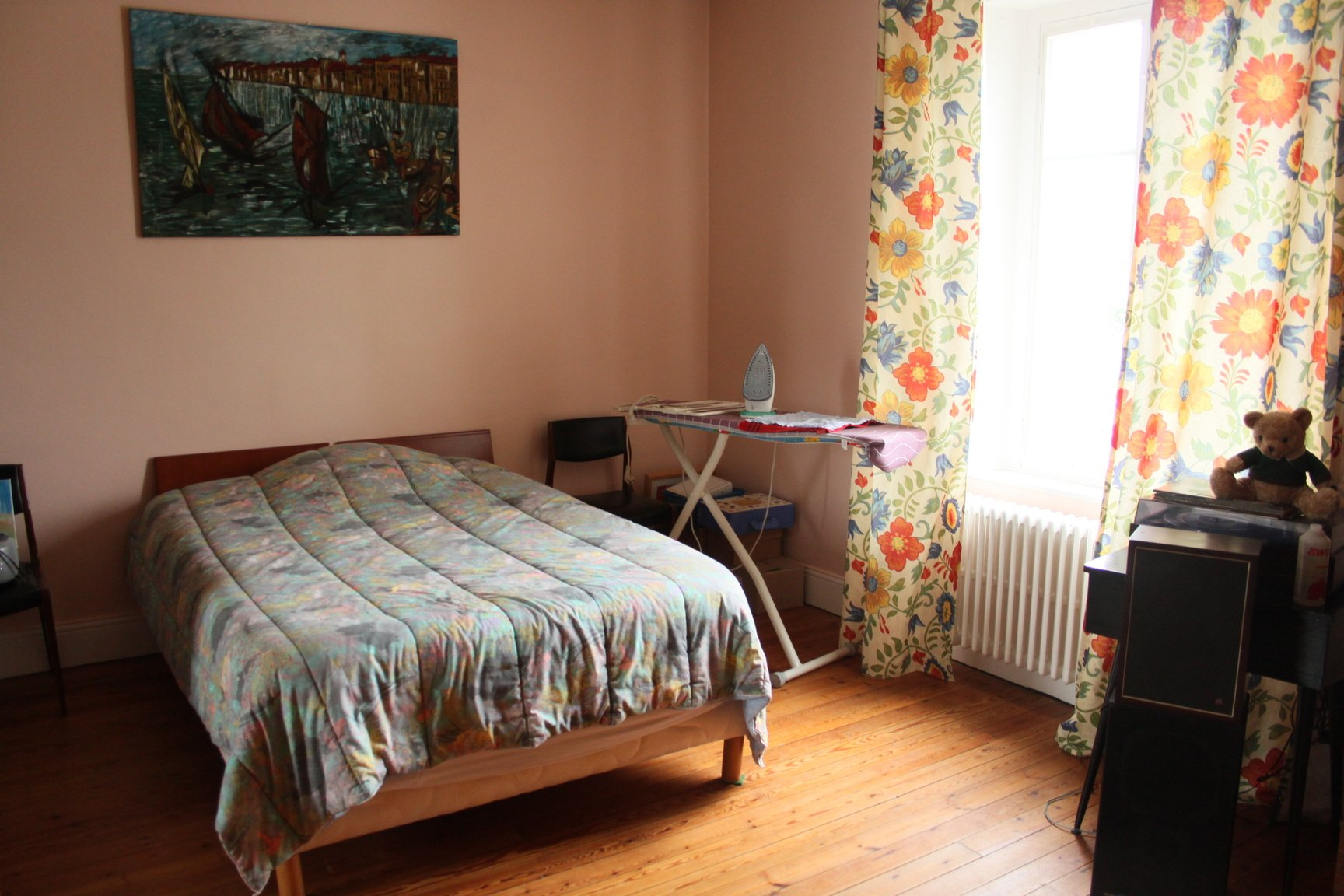 4 bedroom, 2 bathroom village house