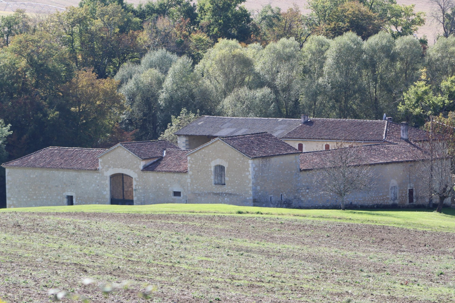 Beautiful Stone walled Country Estate Huge potential