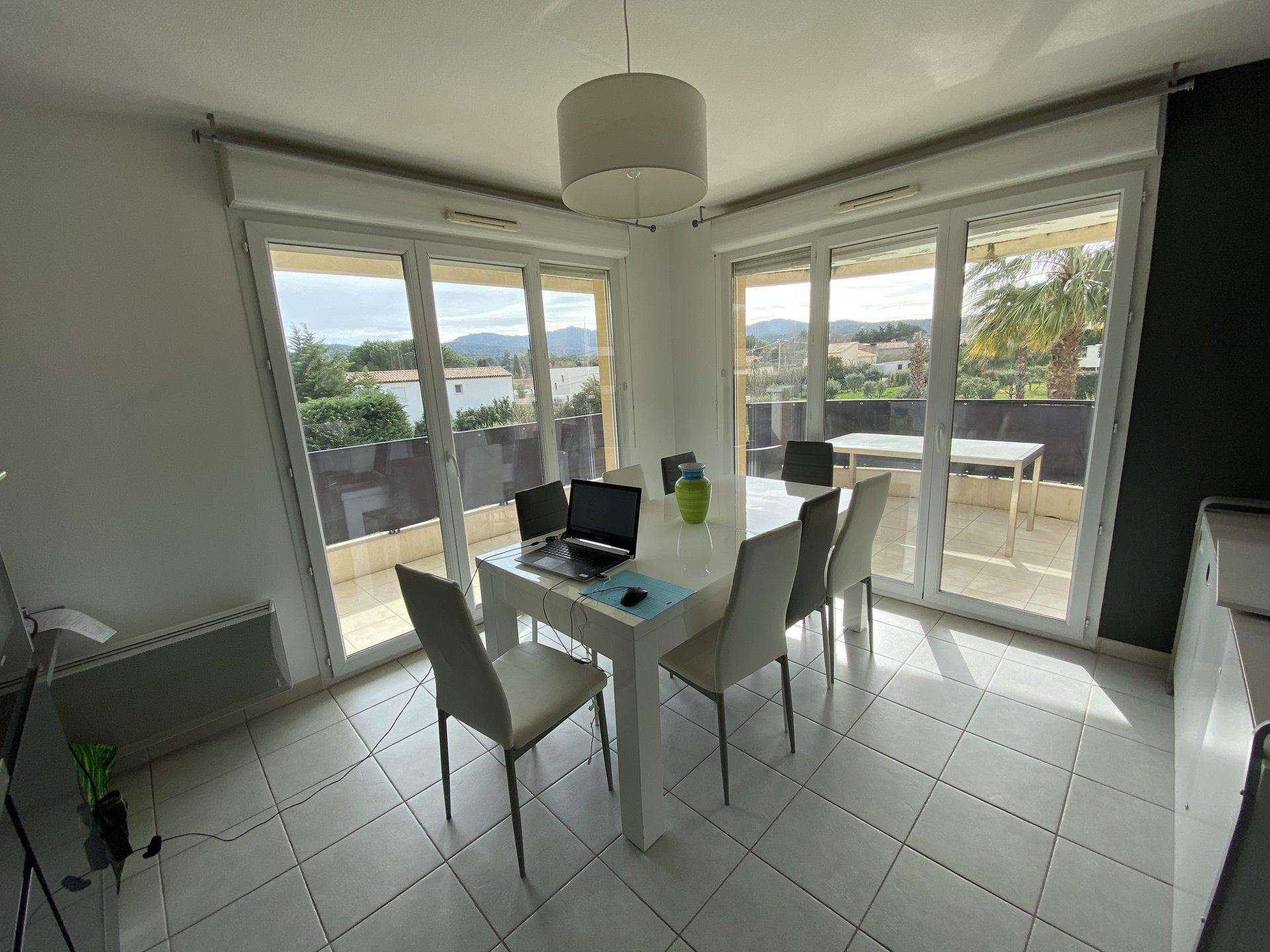 Bel Appartement de type 3 de 63.4 m² Meublé