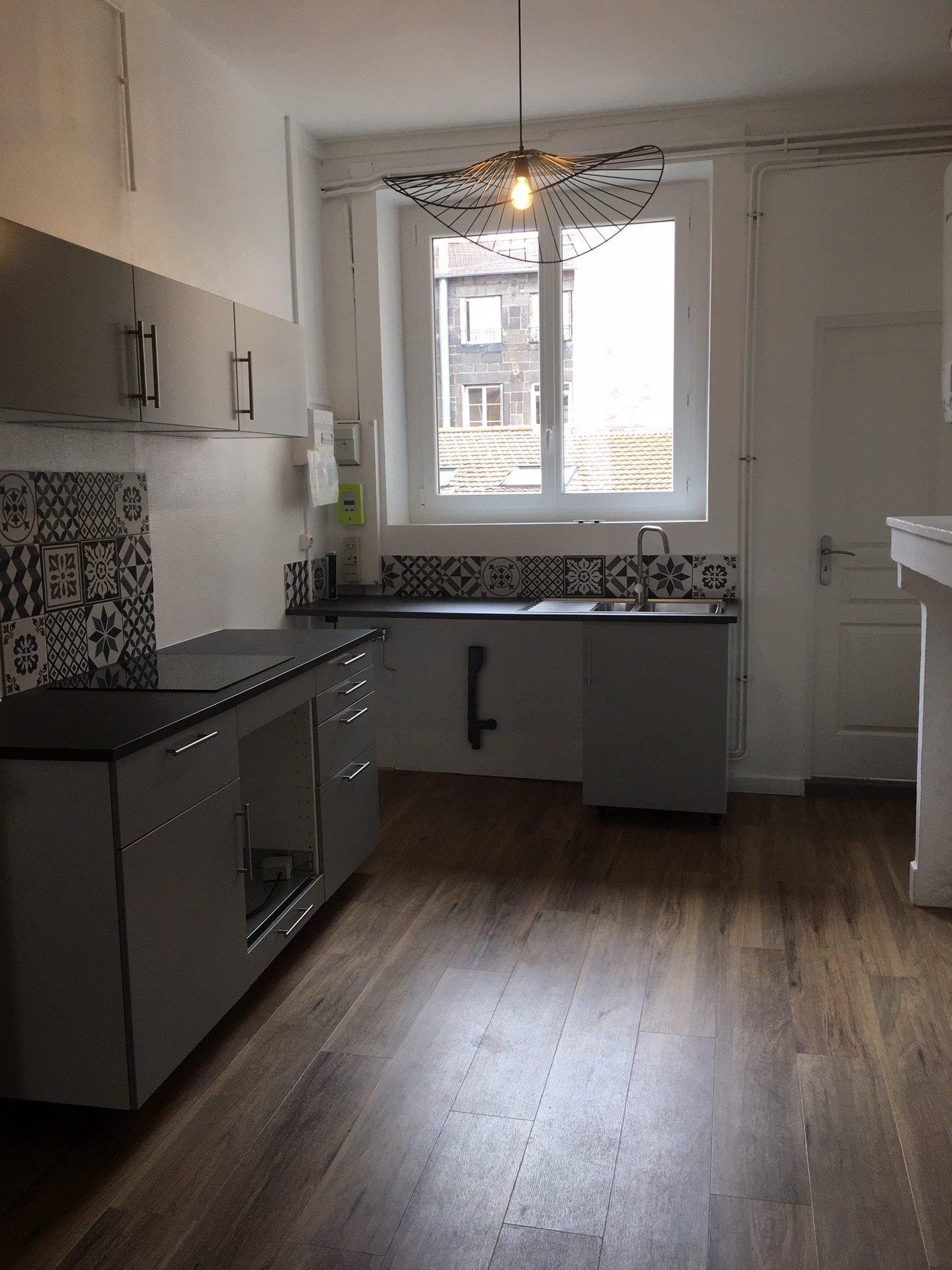 SAINT-ETIENNE - Appartement T3 de 79 m² rénové