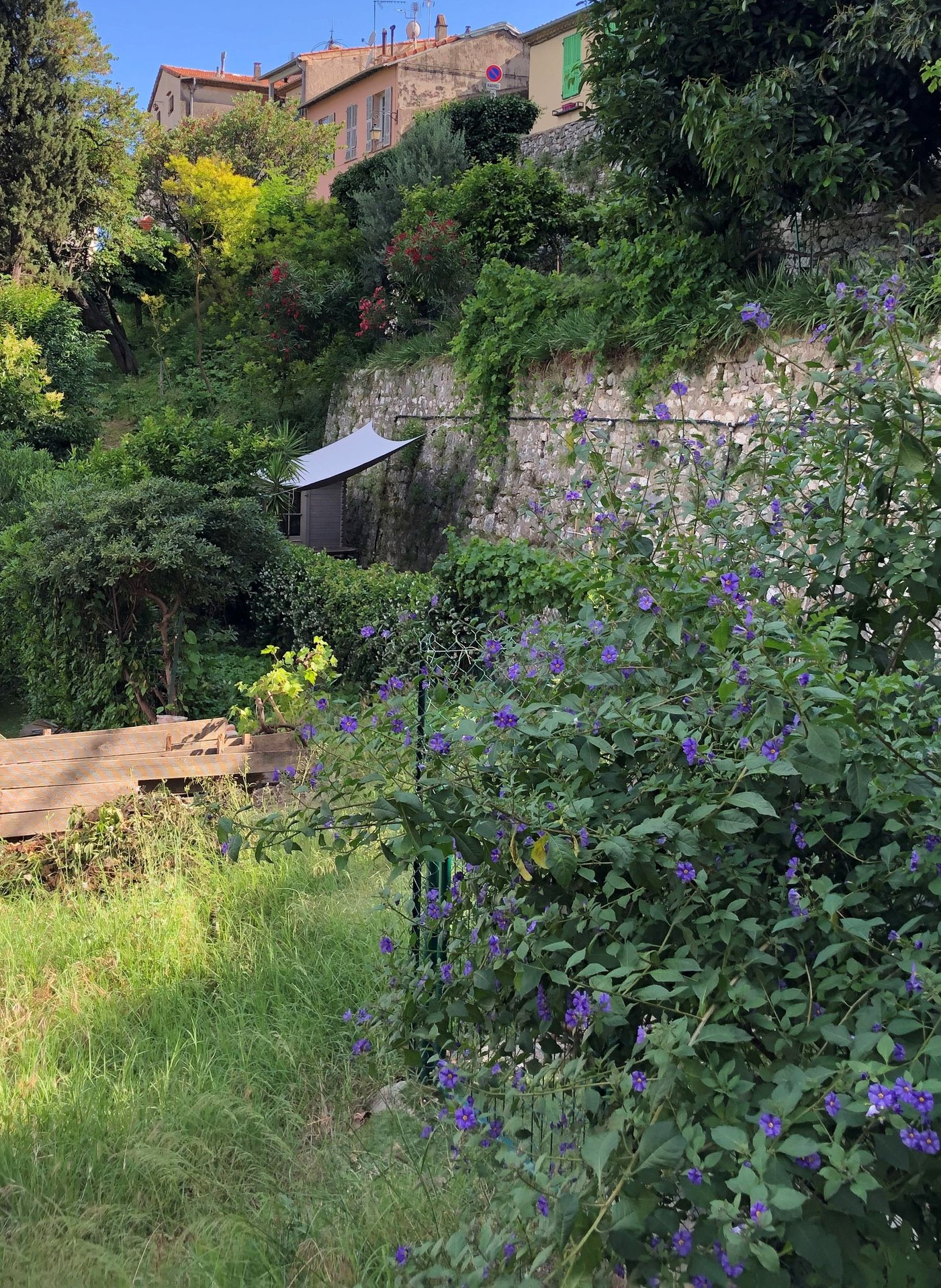 ST LAURENT CENTRE  : 3 pièces 47m² avec jardin
