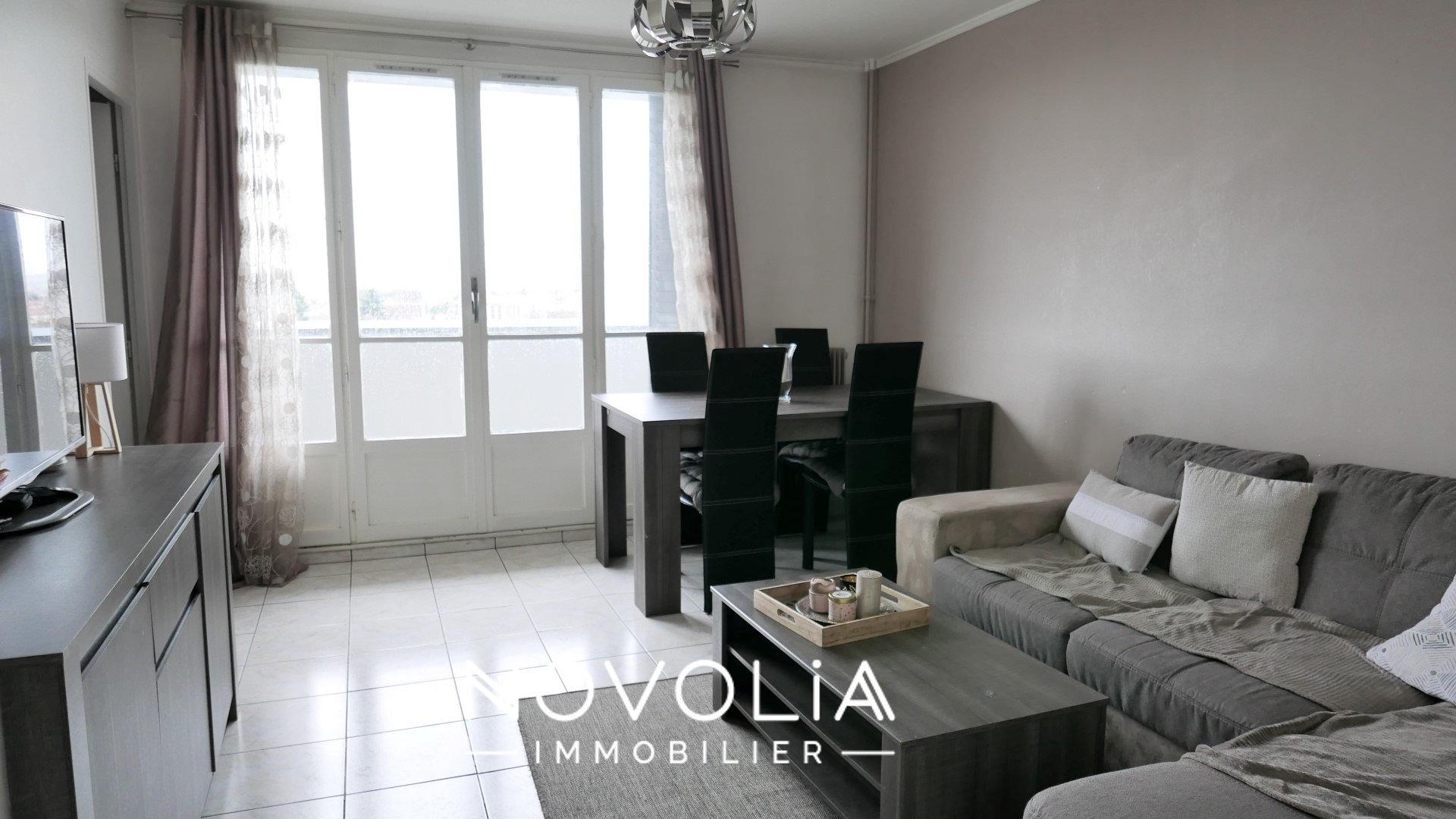 Achat Appartement Surface de 80.7 m², 4 pièces, Vénissieux (69200)