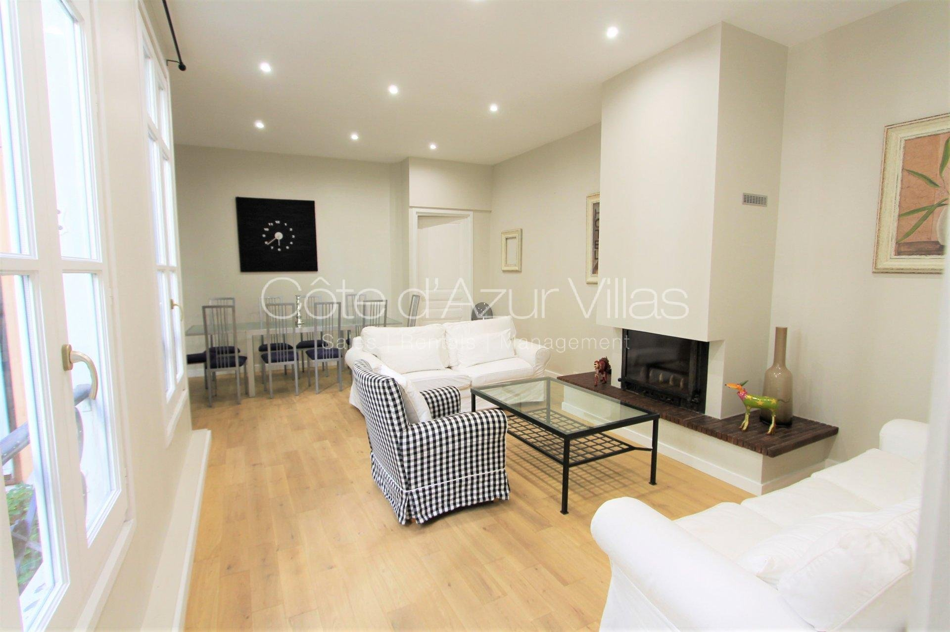 Cannes Banane - Apt with Garden patio in the center