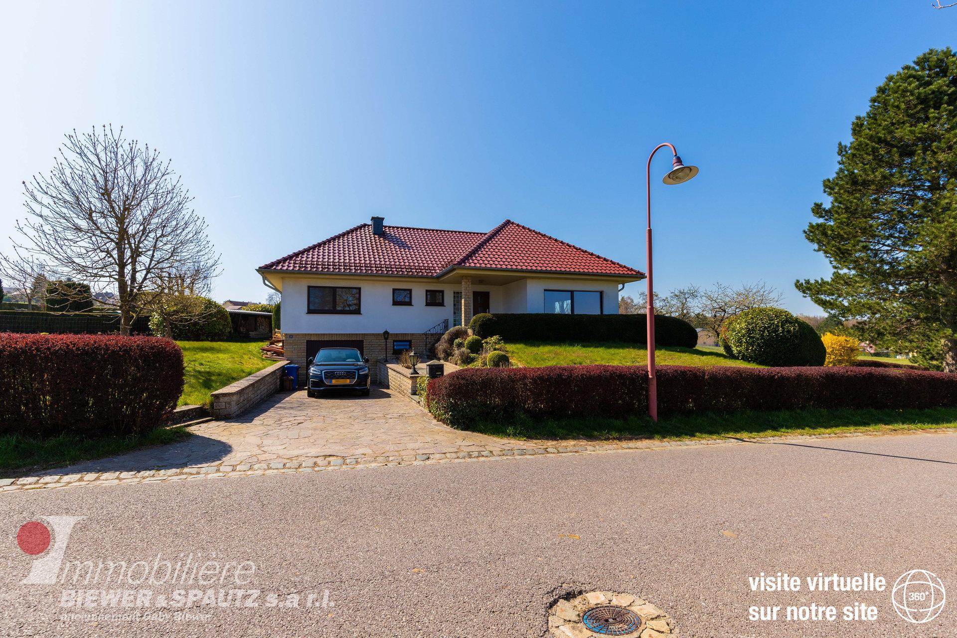 FOR RENT - house with 3 bedrooms in Scheidgen