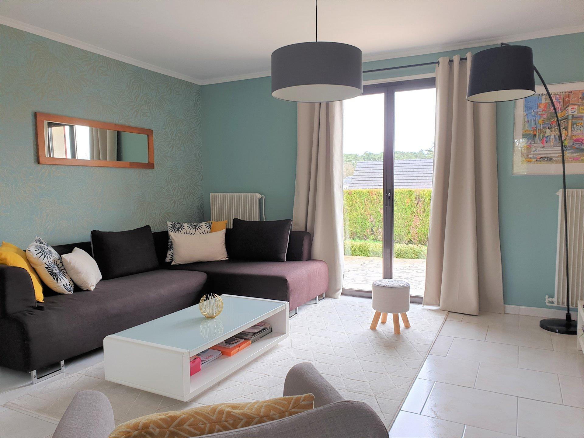 A 15 minutes de ROUEN OUEST - Maison 4 pièces avec terrain de 900 m²