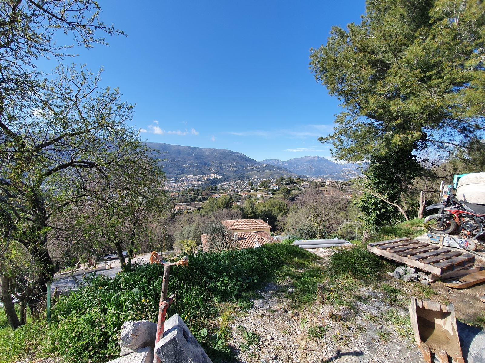 Sale Building land - Colomars VILLAGE