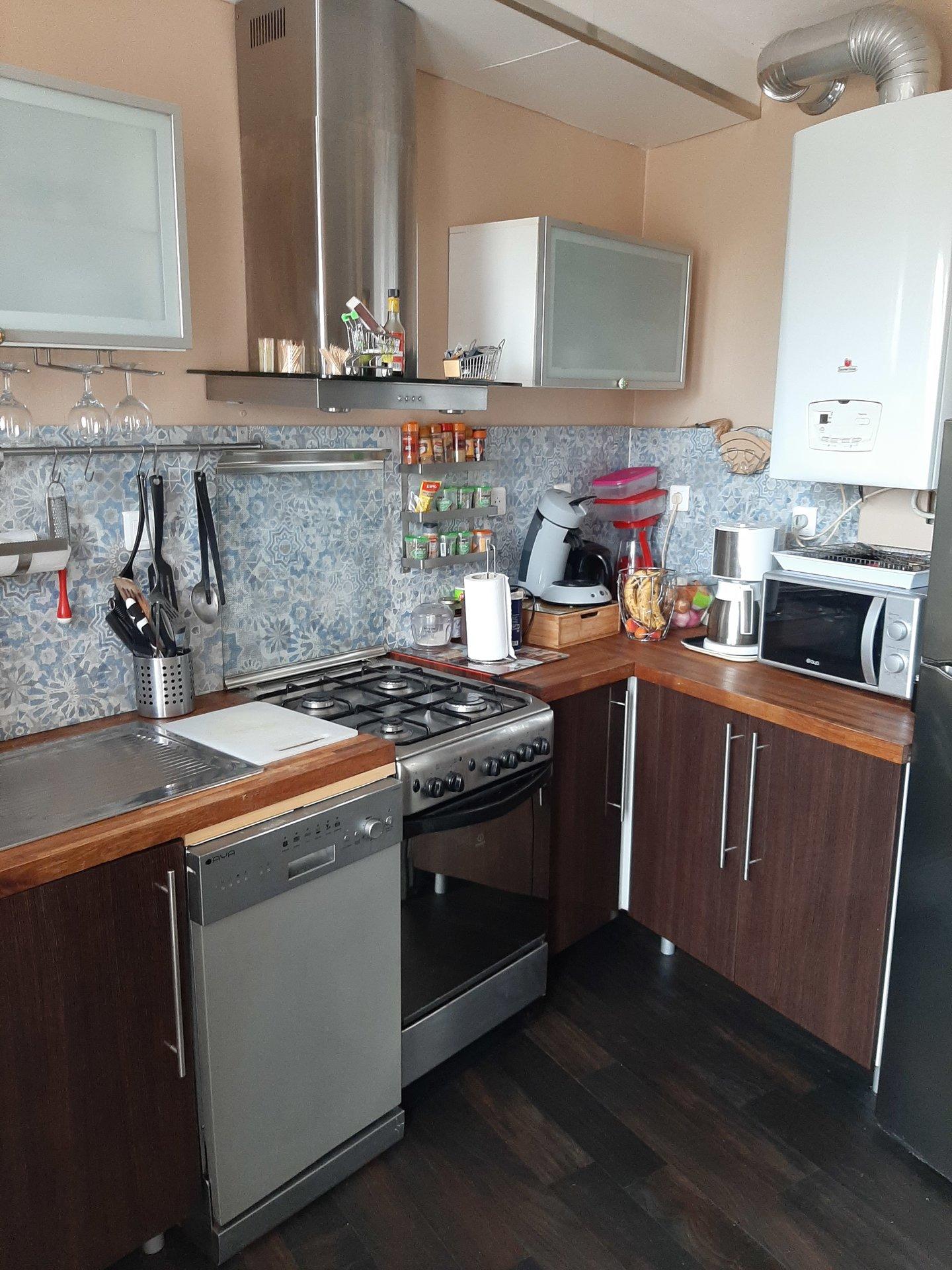 6001SCA - Appartement T3 - CUSSET