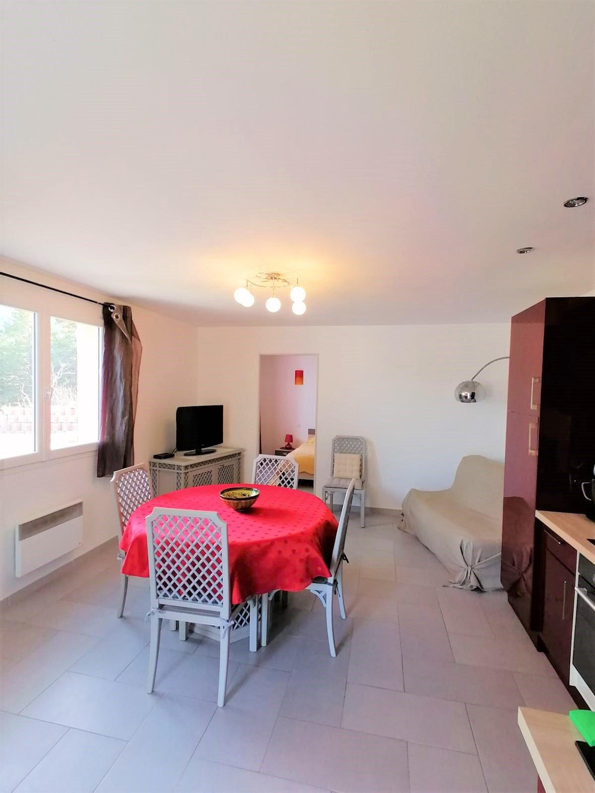 Maison et Appartement - St Auban