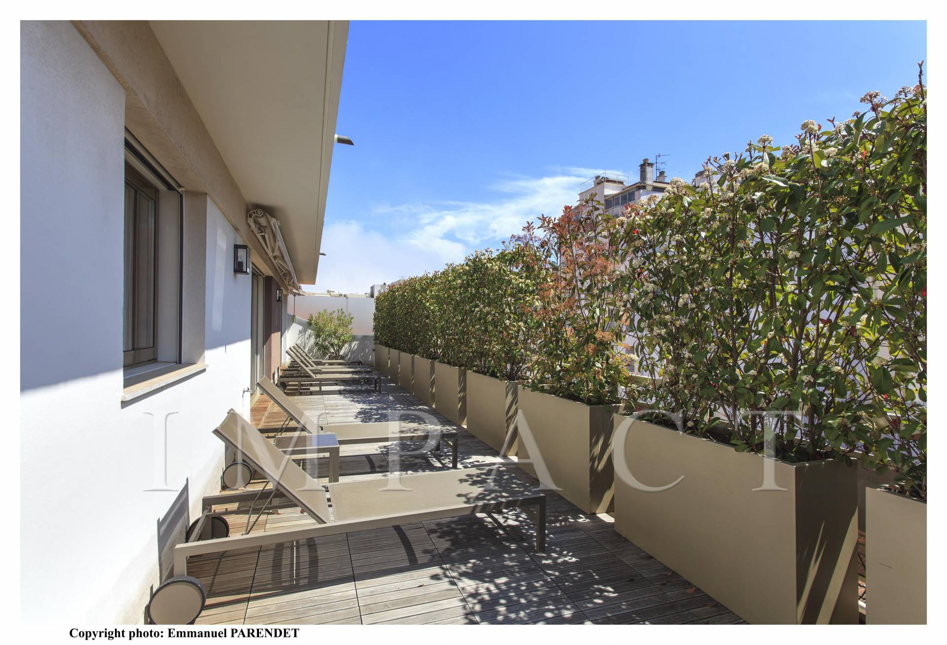 4 bedrooms Penthouse to rent, city center, Cannes