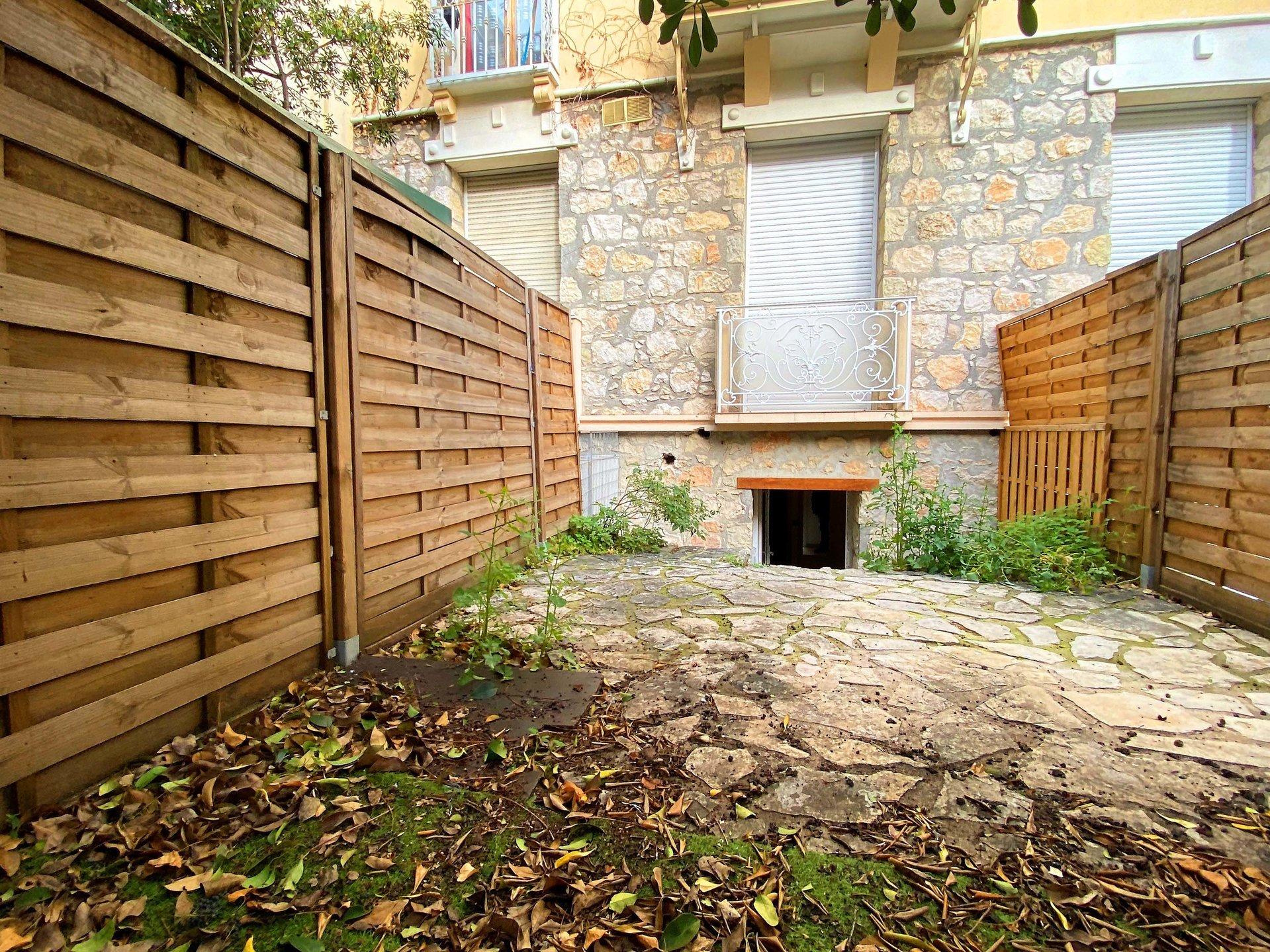 Traverse Borriglione STD avec terrasse/jardin