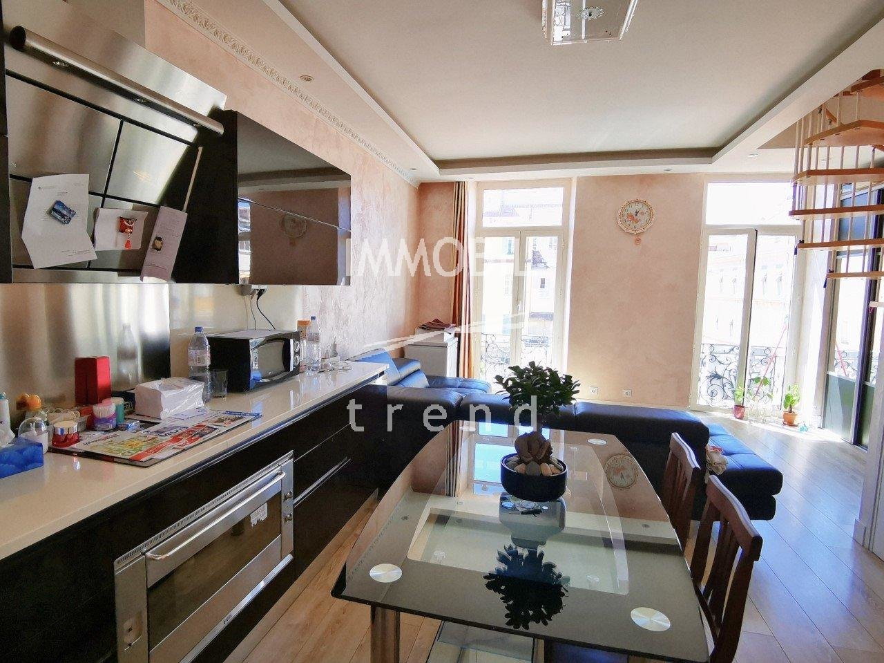 Продажа Квартира - Ментона (Menton) Centre