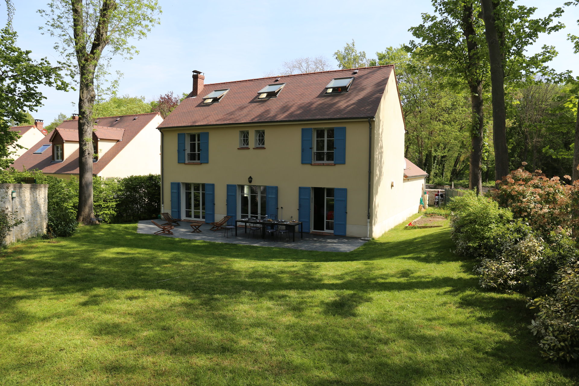 Maison individuelle 6 chambres