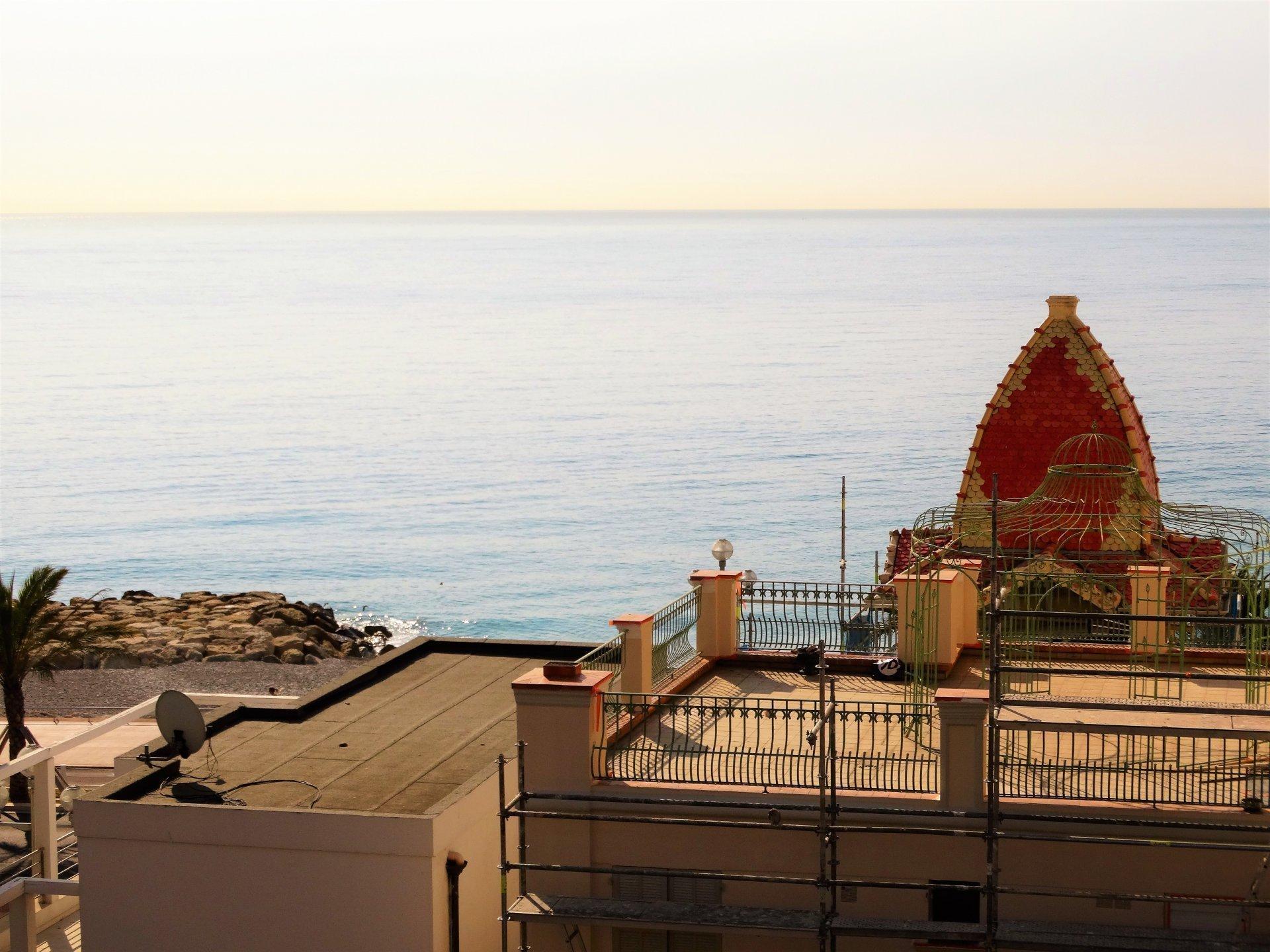 ALPES MARITIMES (06) NICE VENTE 3 pieces avec terrasse expo sud