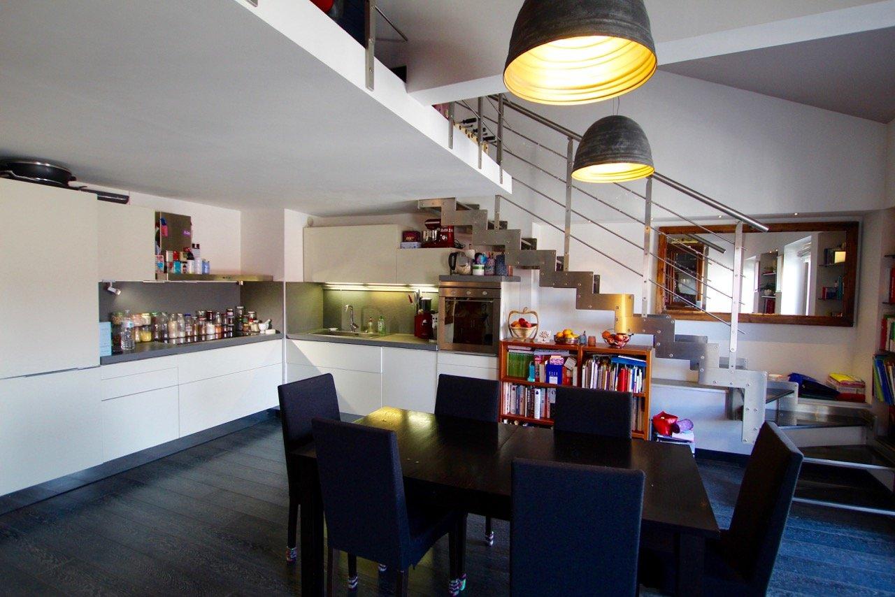Nice City centre - Top floor apartment-Terrace