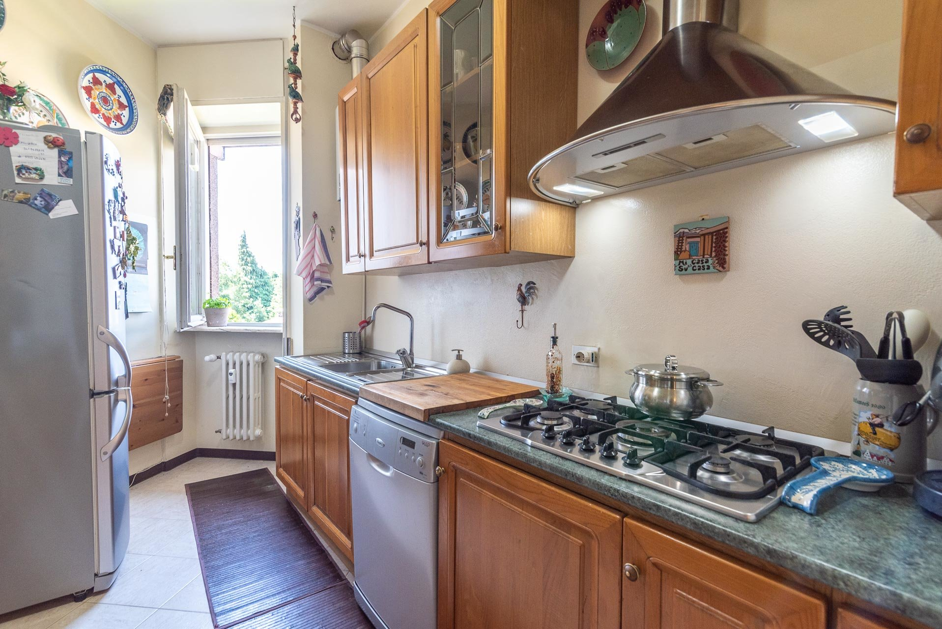 Apartment for sale in Stresa centre - hob
