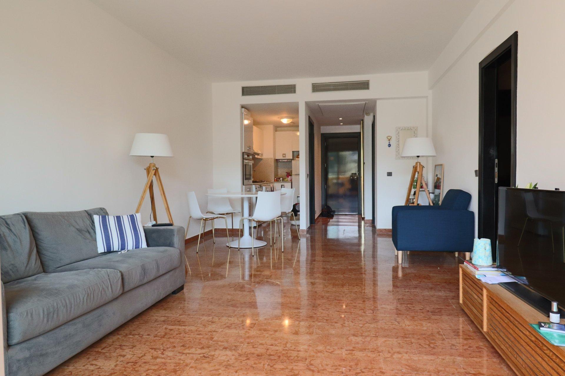 2 rooms apartment Fontvieille