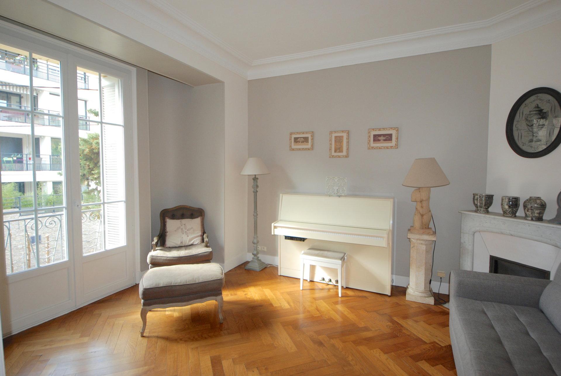 Villa belle époque  7 chambres au centre de Cannes