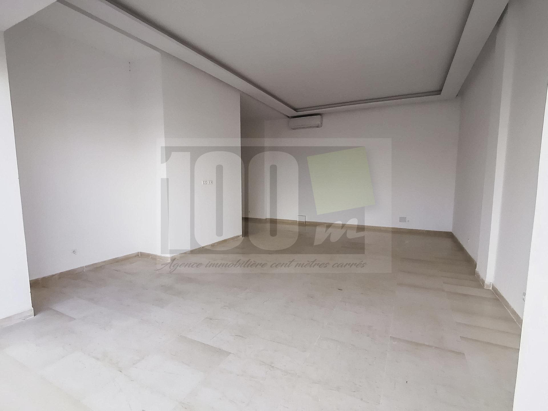 Location Local commercial de 65m² à La soukra