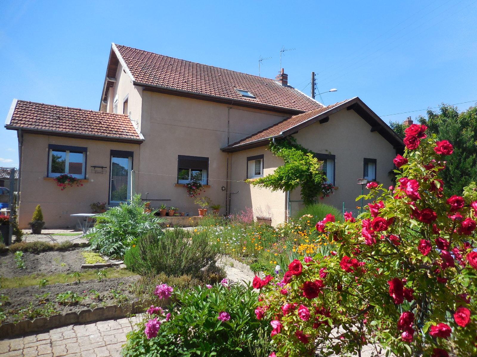 Sale House - Sanvignes Les Mines