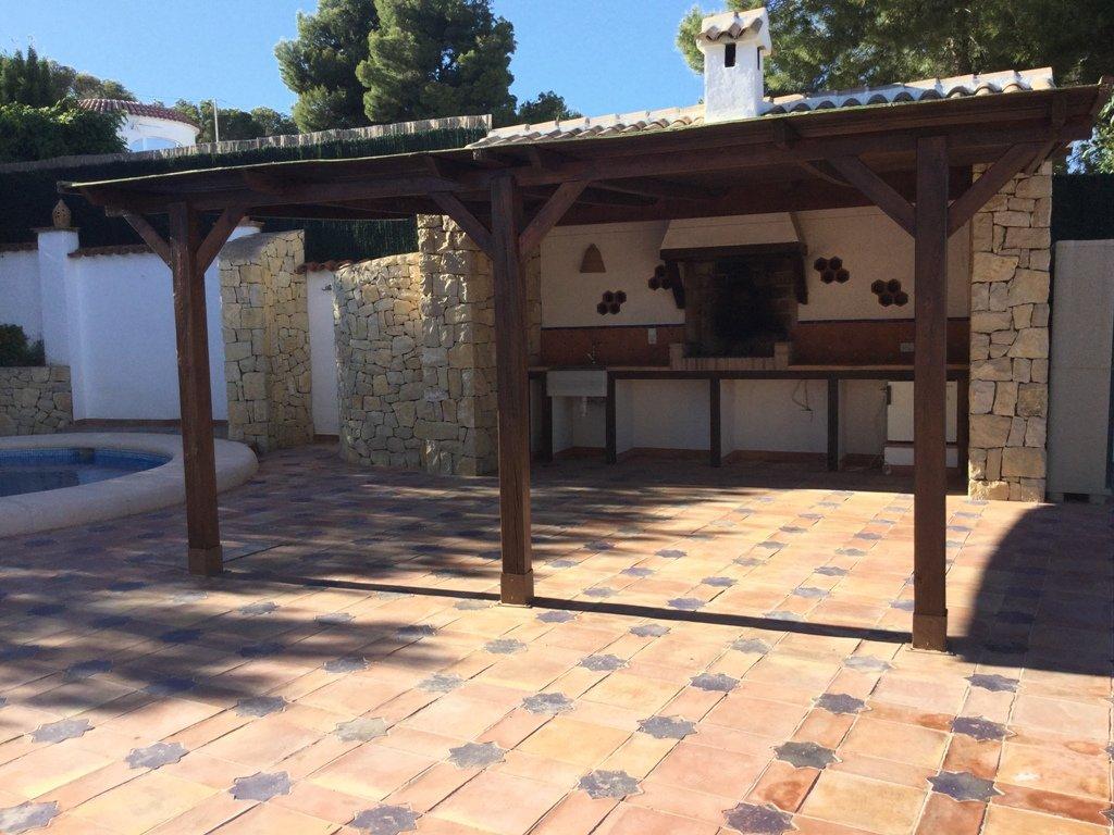 Villa à La Fustera avec vue sur la mer
