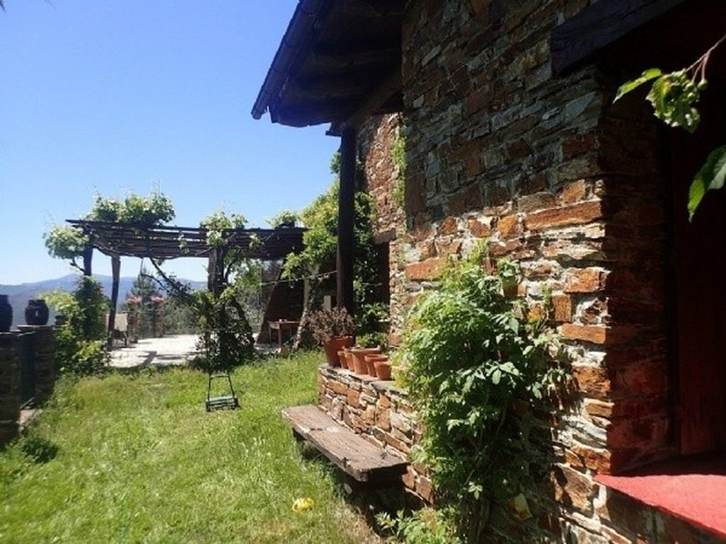 LOZERE - Nice house with pool in parc des Cévennes