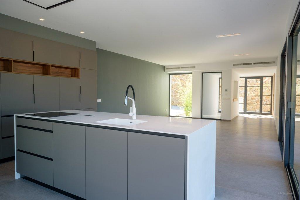 Villa in moderne stijl