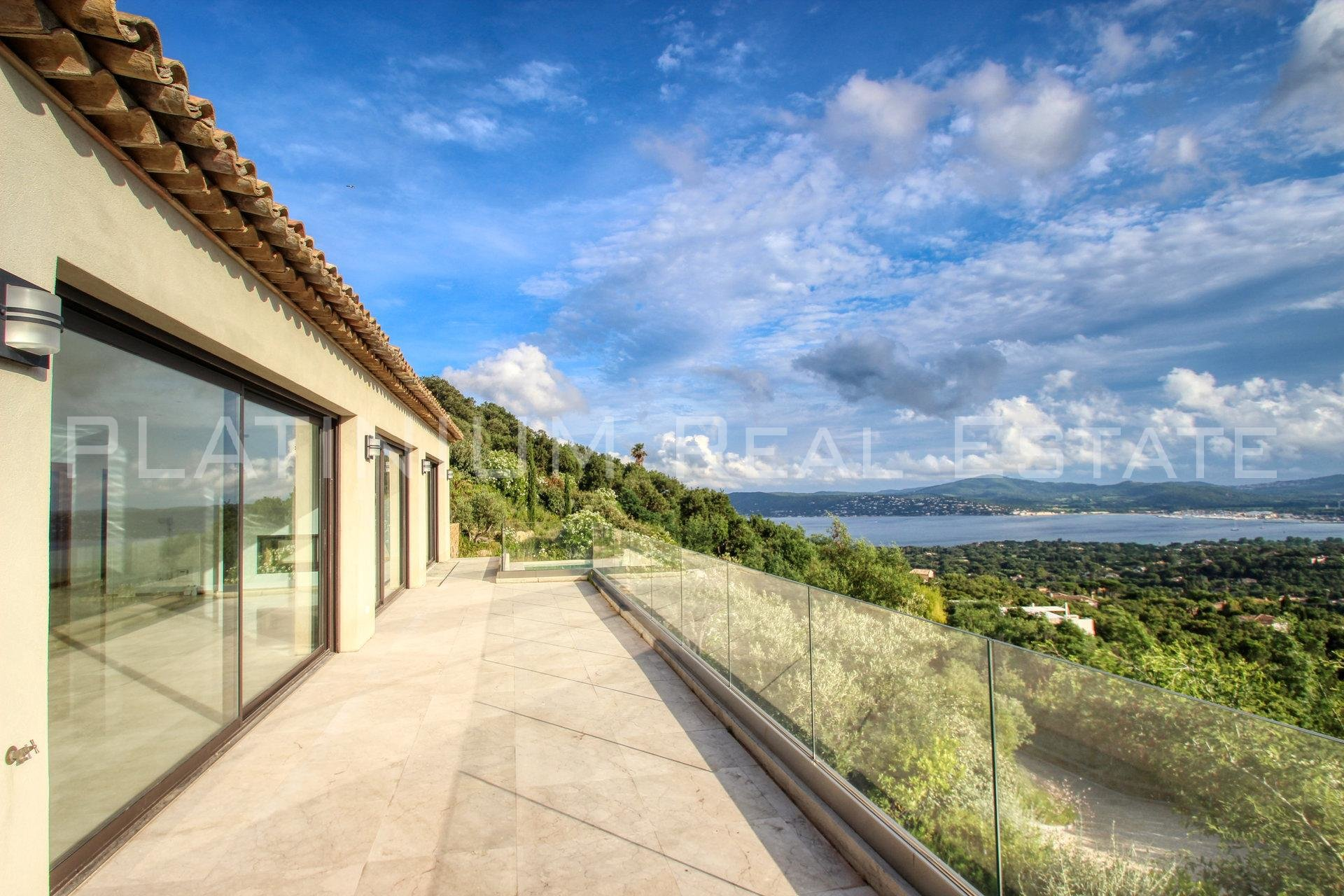 "GRIMAUD ""Beauvallon"" - VILLA 266 m² 