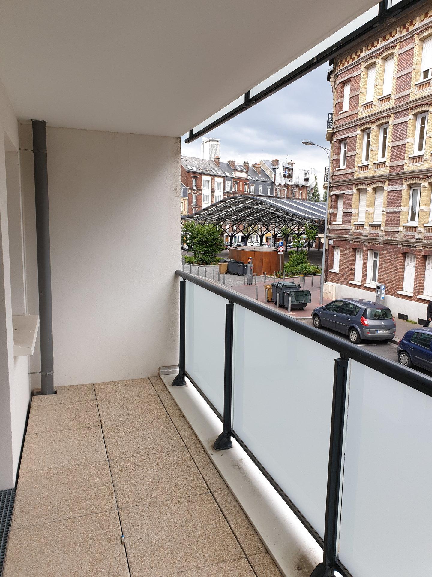 T3 neuf avec balcon - Quartier des Emmurés Rouen