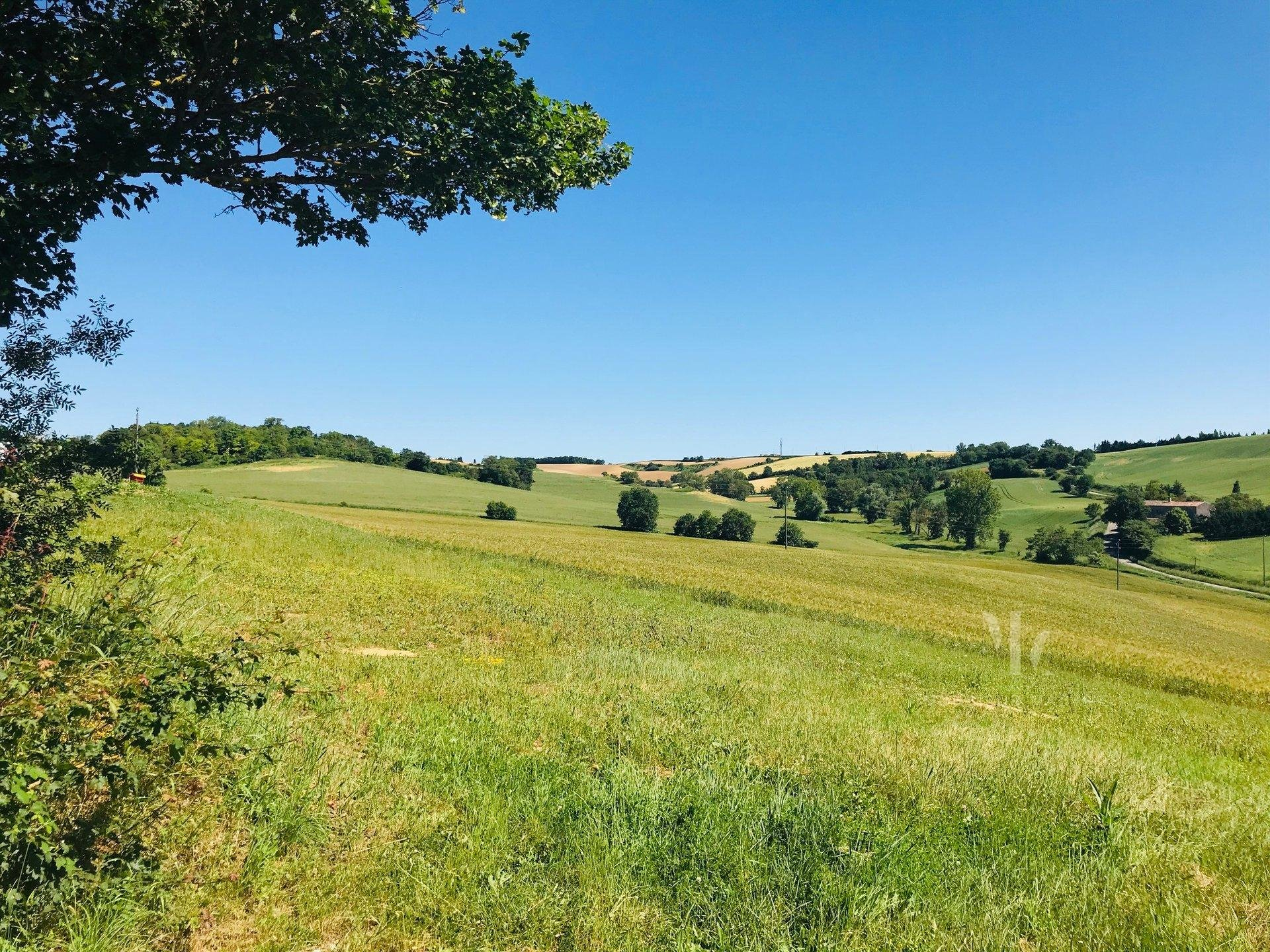 Sale Building land - Villefranche-de-Lauragais