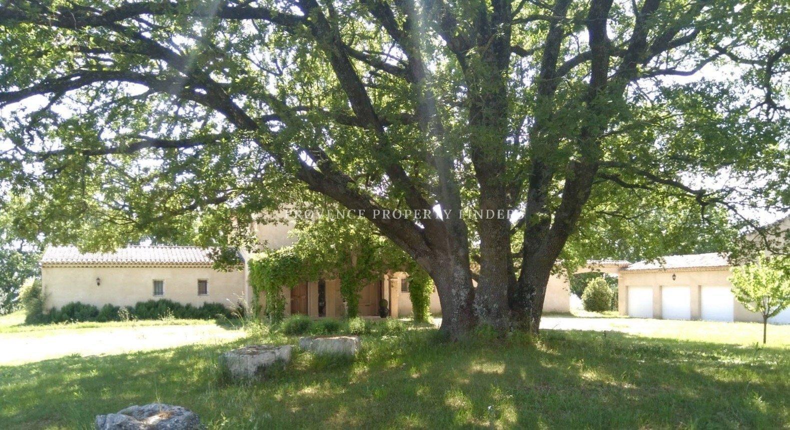 Uw eigen domein op het platteland in de Provence