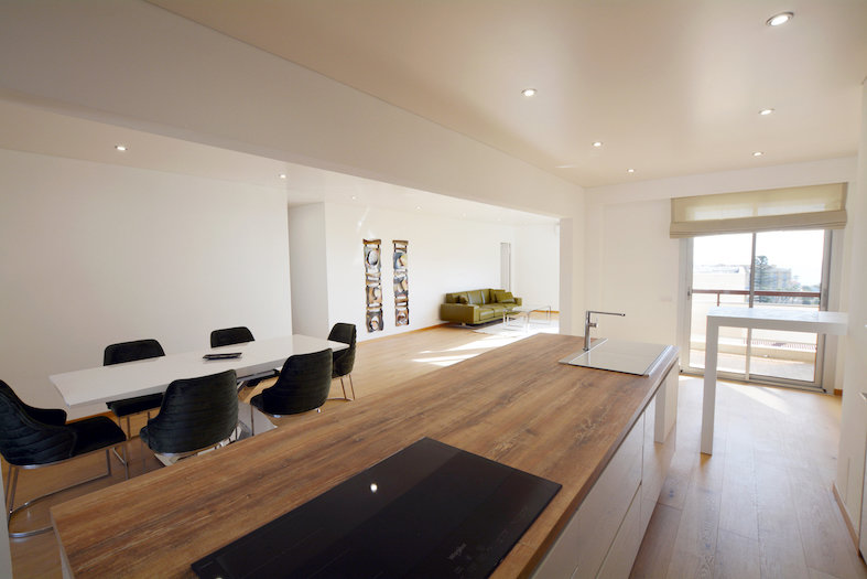 Vente Appartement Beaulieu sur Mer Dernier étage vue mer panoramique