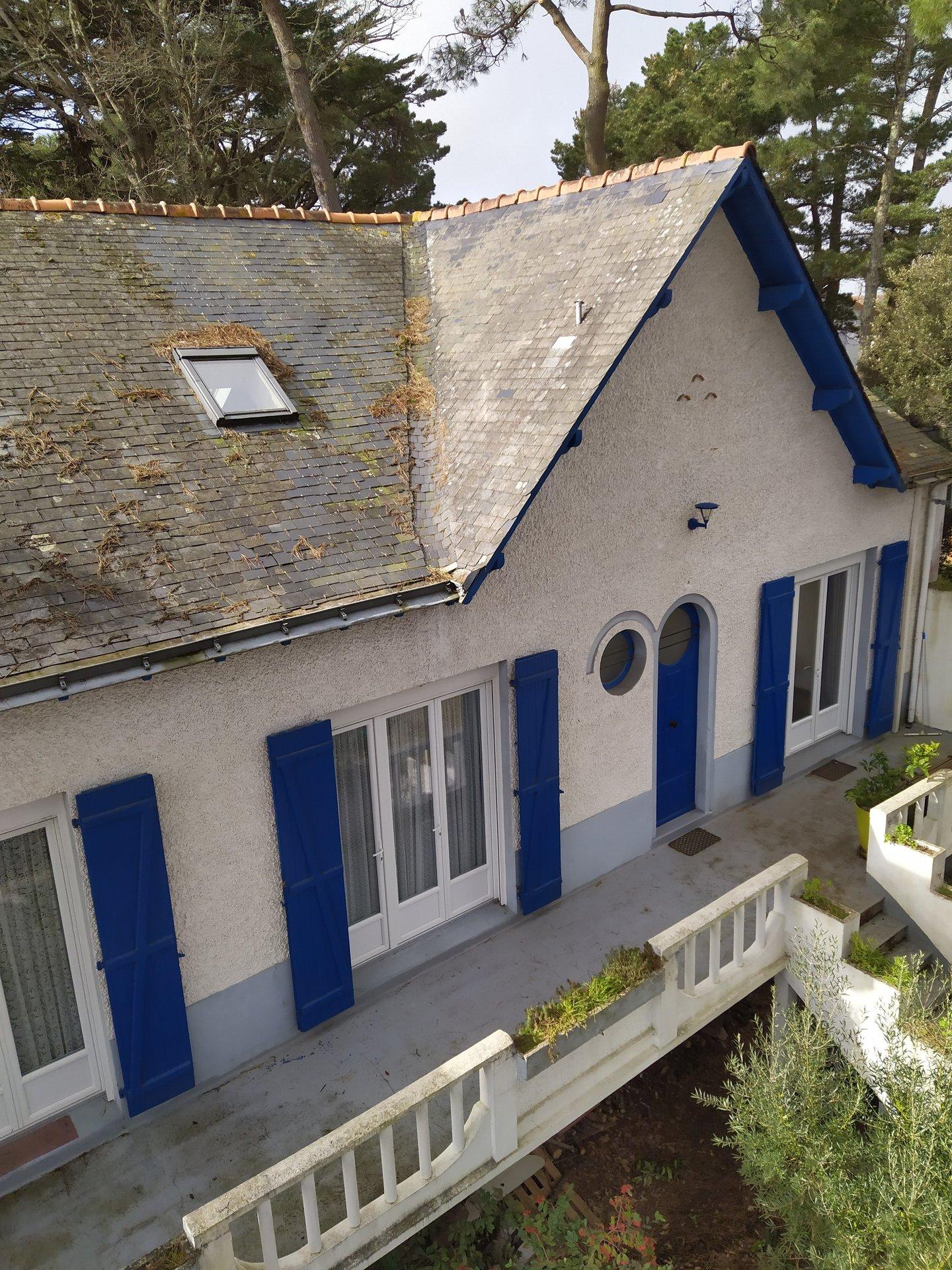 Villa familiale à proximité de la mer