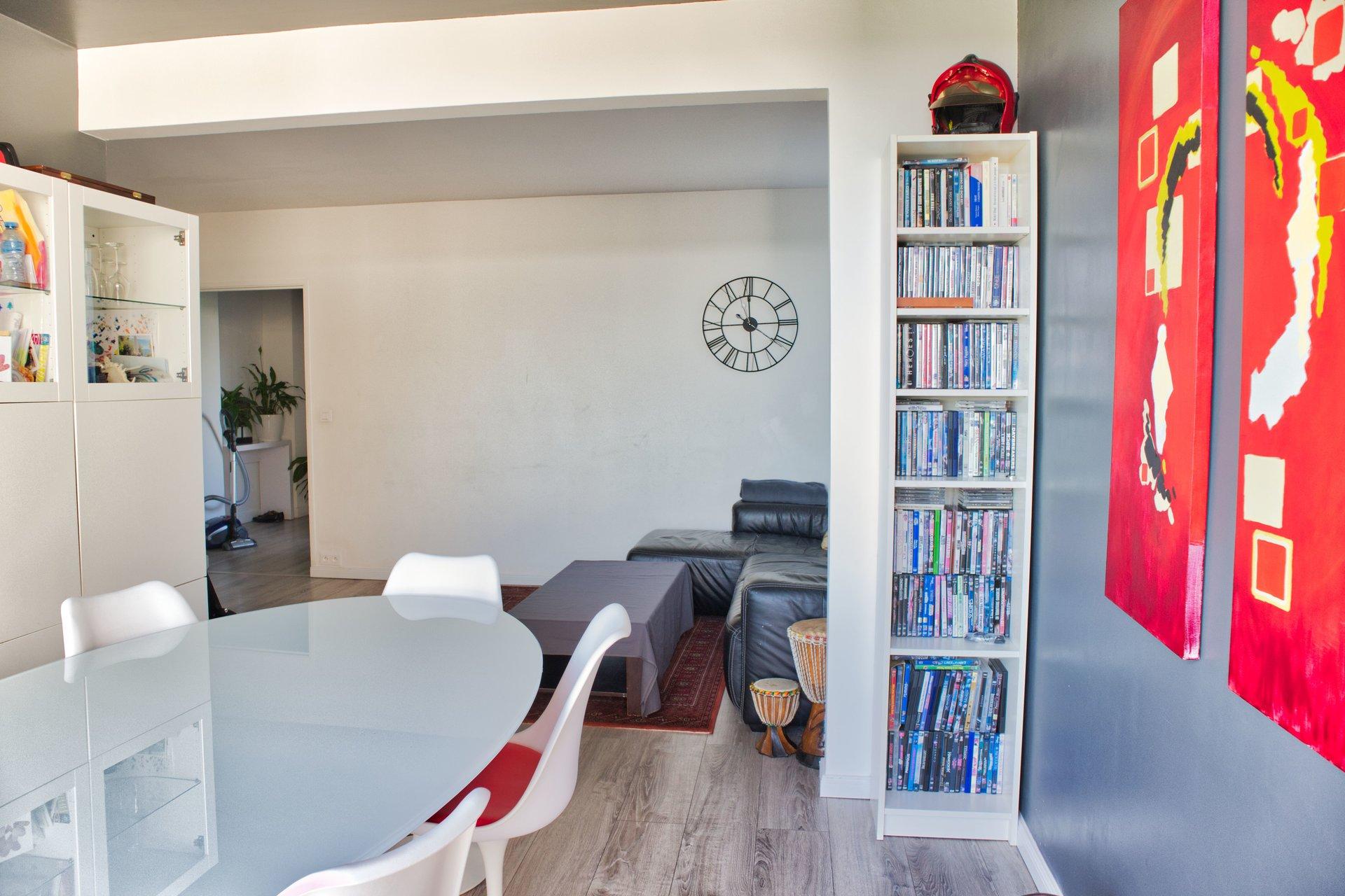 T5 de 81 m² avec vue panoramique