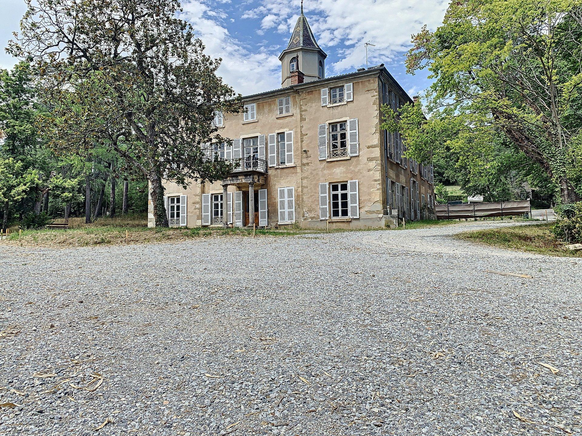 appartement vendu en plateau résidence avec parc