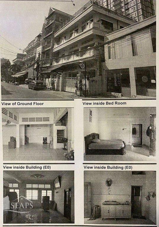出租 平房子 Daun Penh Chakto Mukh