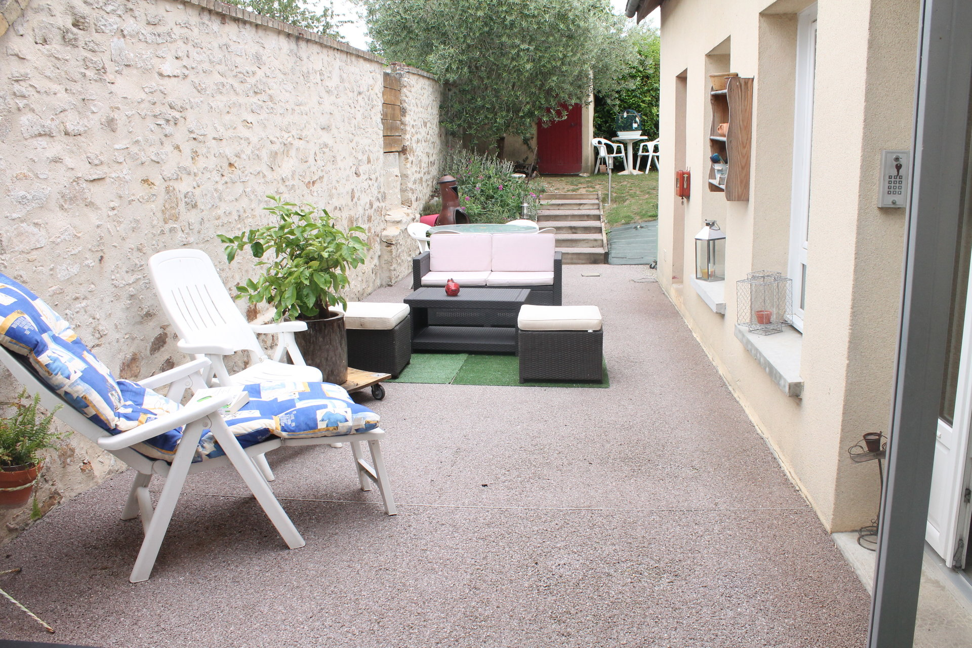 Maison de village de 190 m²