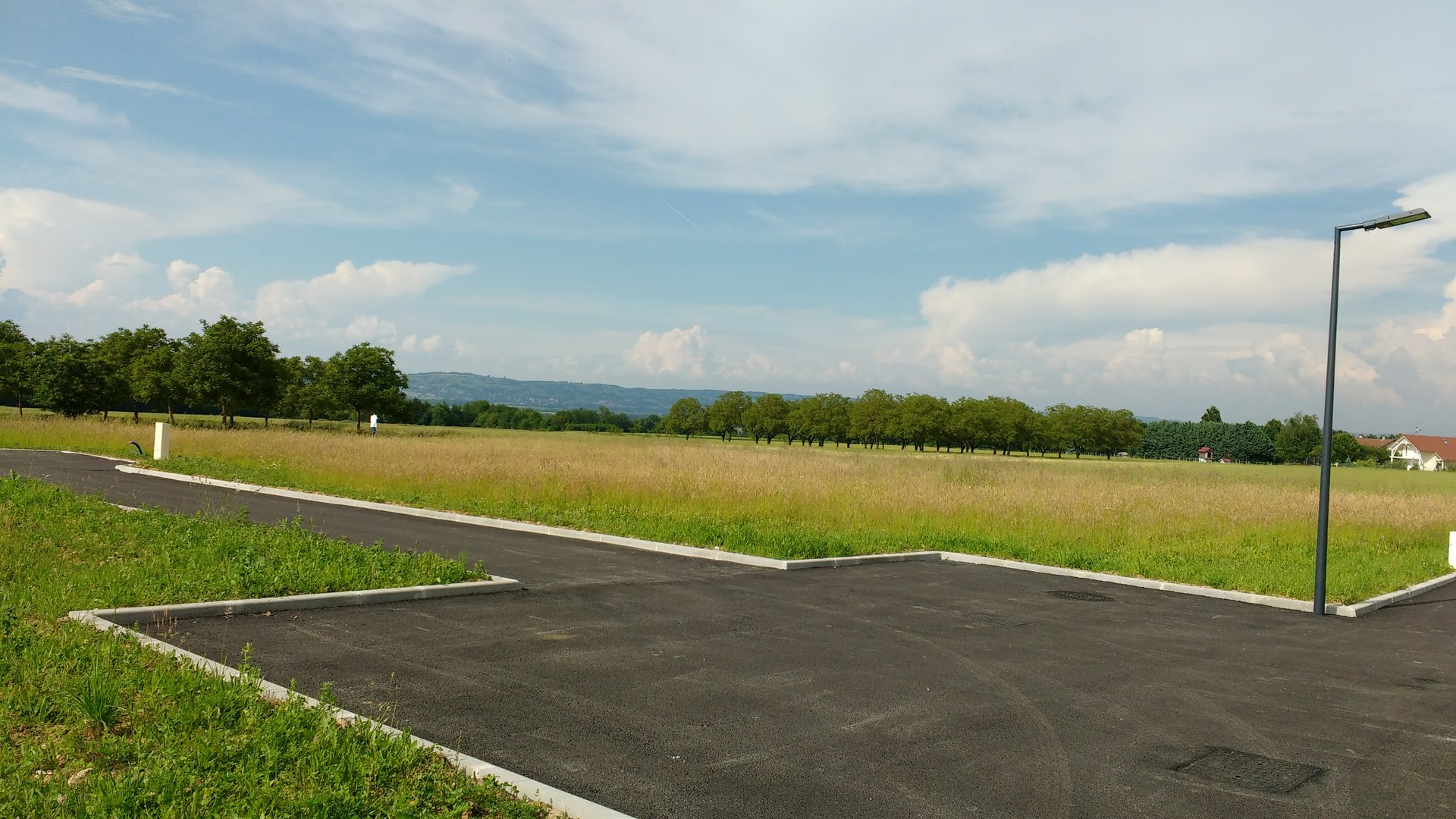 Terrain 600 m² varacieux