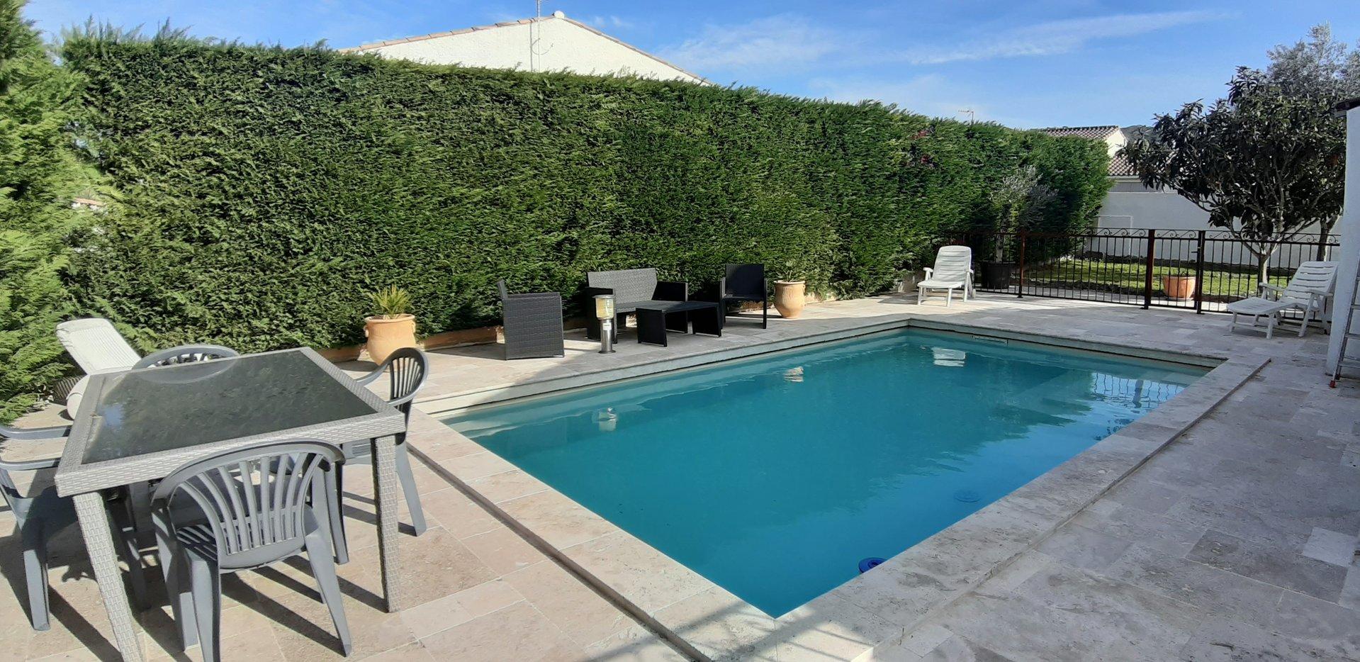 Villa 3 chambres avec jardin