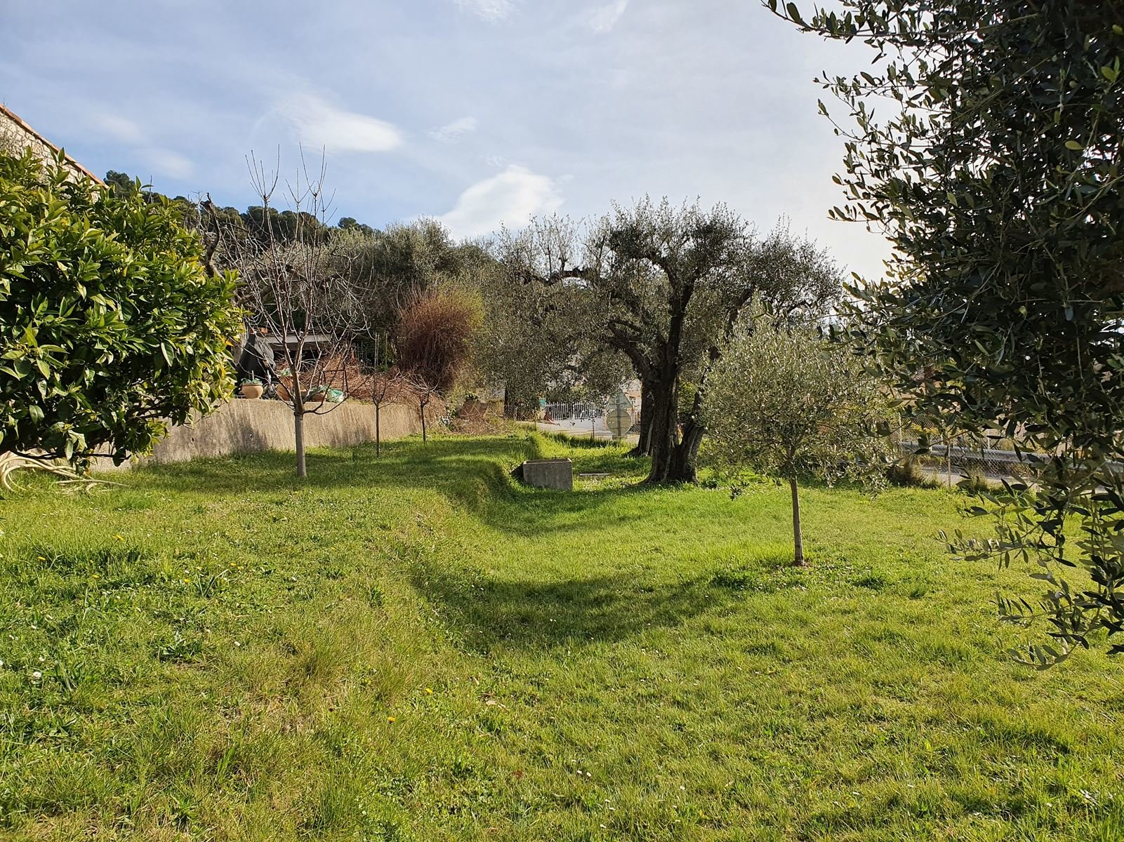 Sale Plot of land - Colomars LA MANDA