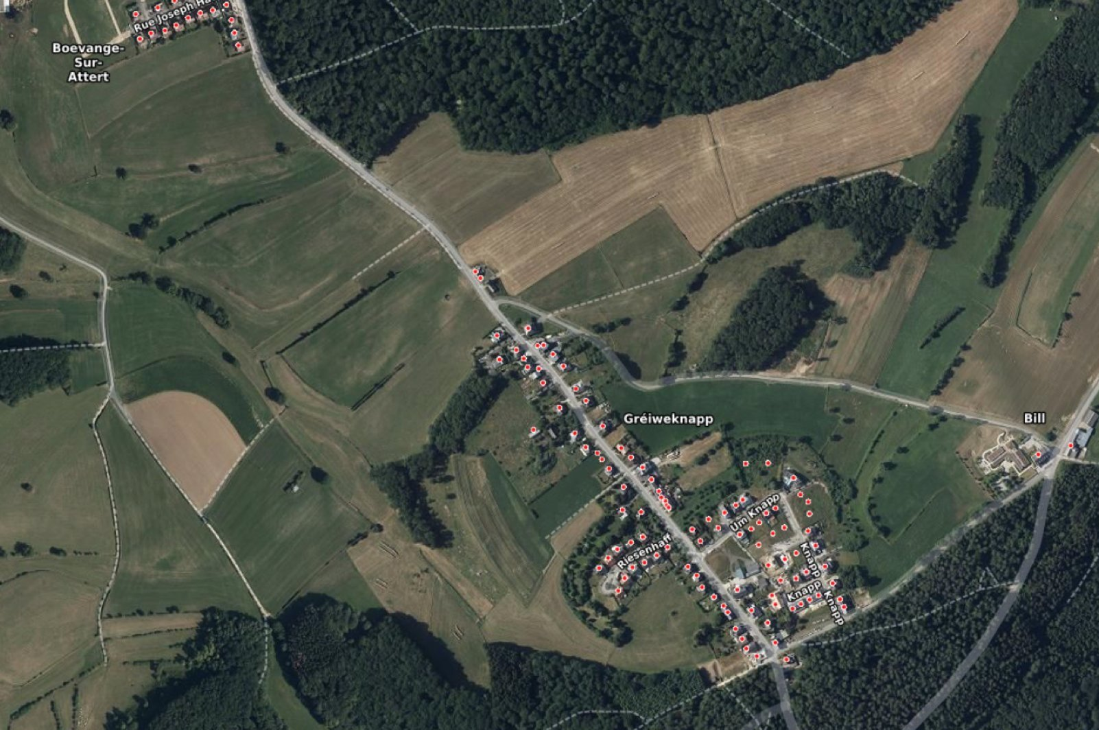 Vente Maison jumelée - Bissen - Luxembourg