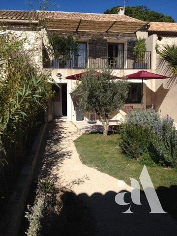 VILLA EMERAUDE - MAUSSANE - ALPILLES - 3 BEDROOMS