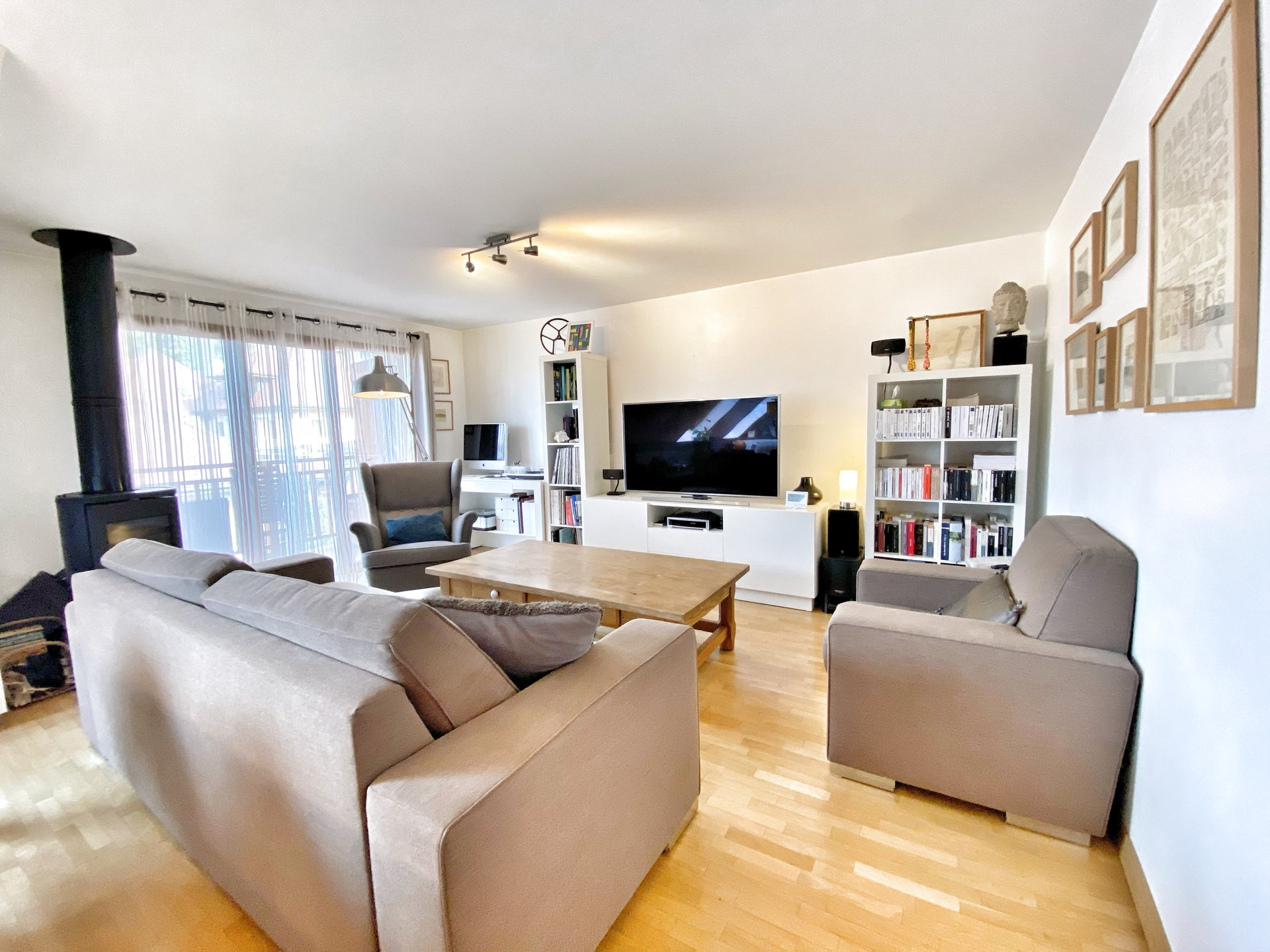 Sale Apartment - Veyrier-du-Lac