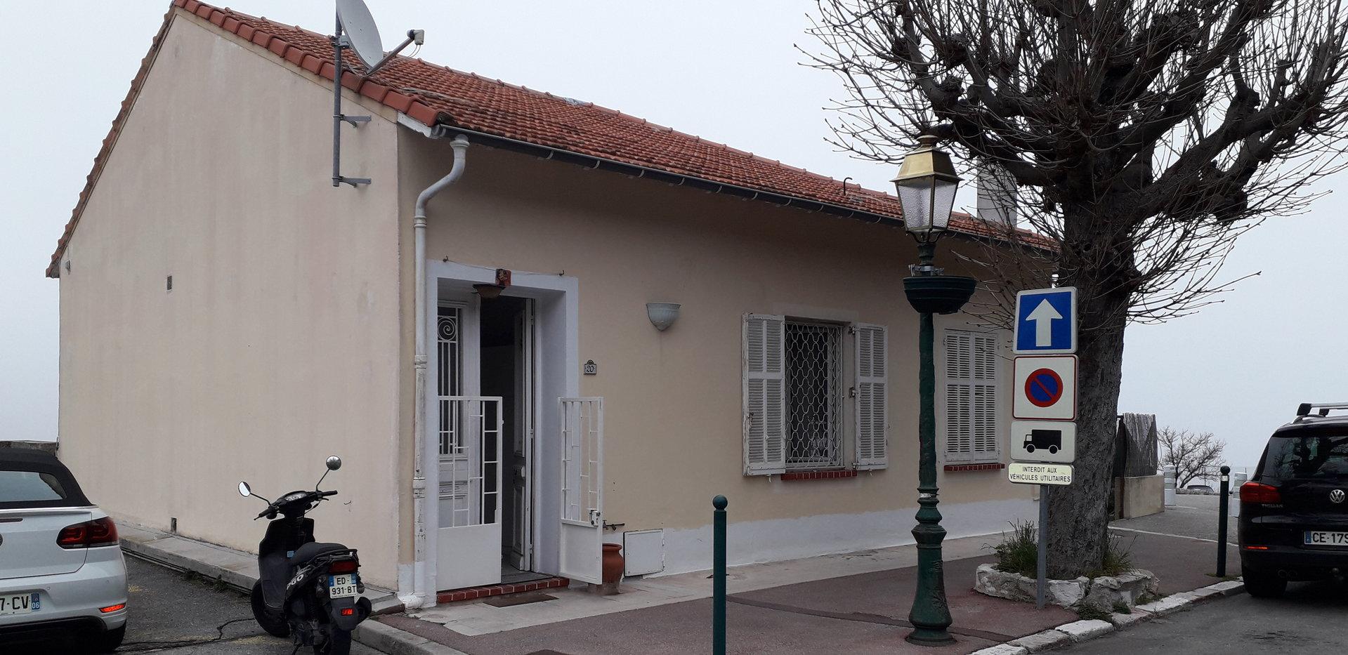Rental Apartment - La Turbie Village