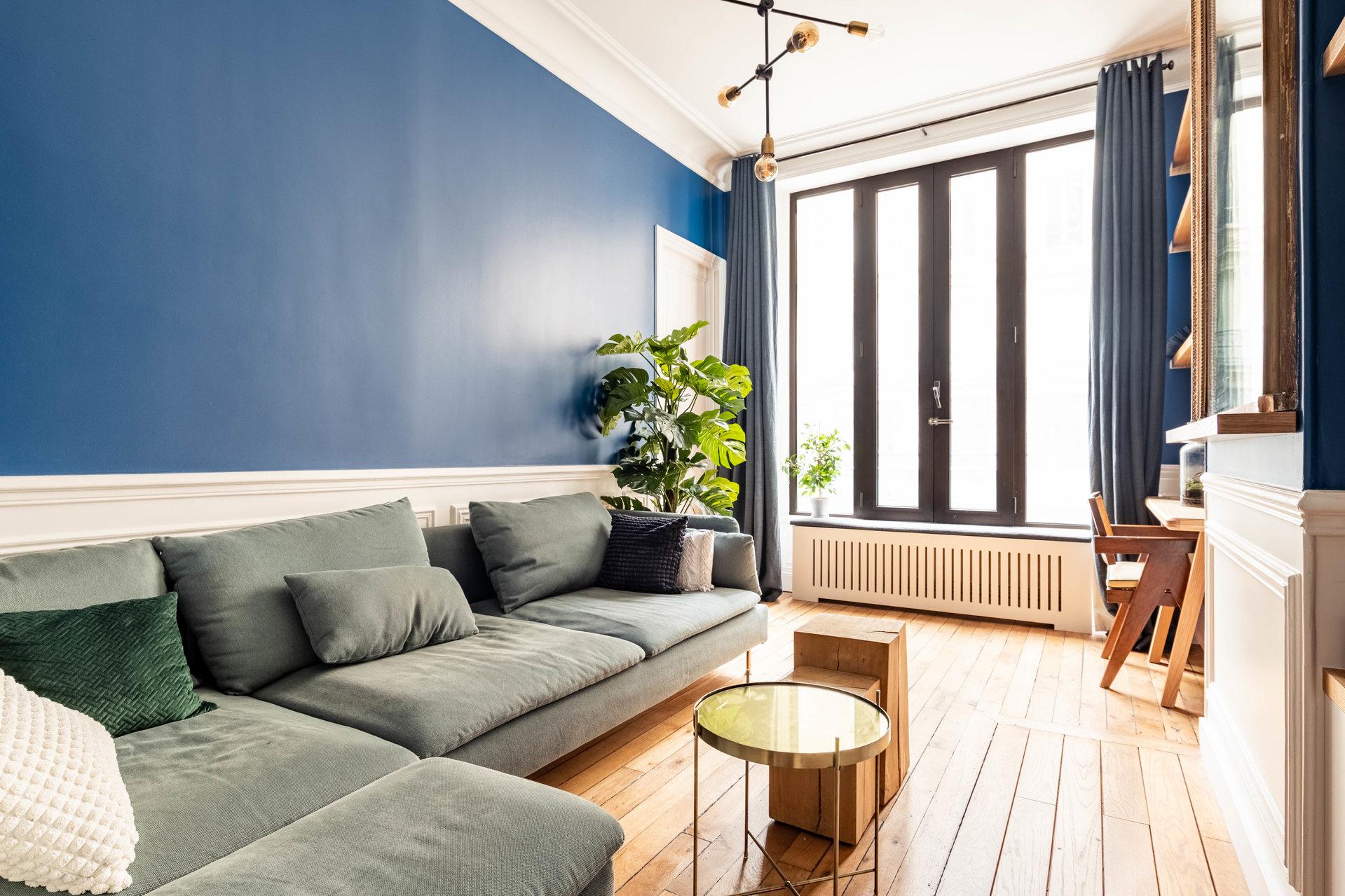 Appartement 2 pièces 39 m² 75001