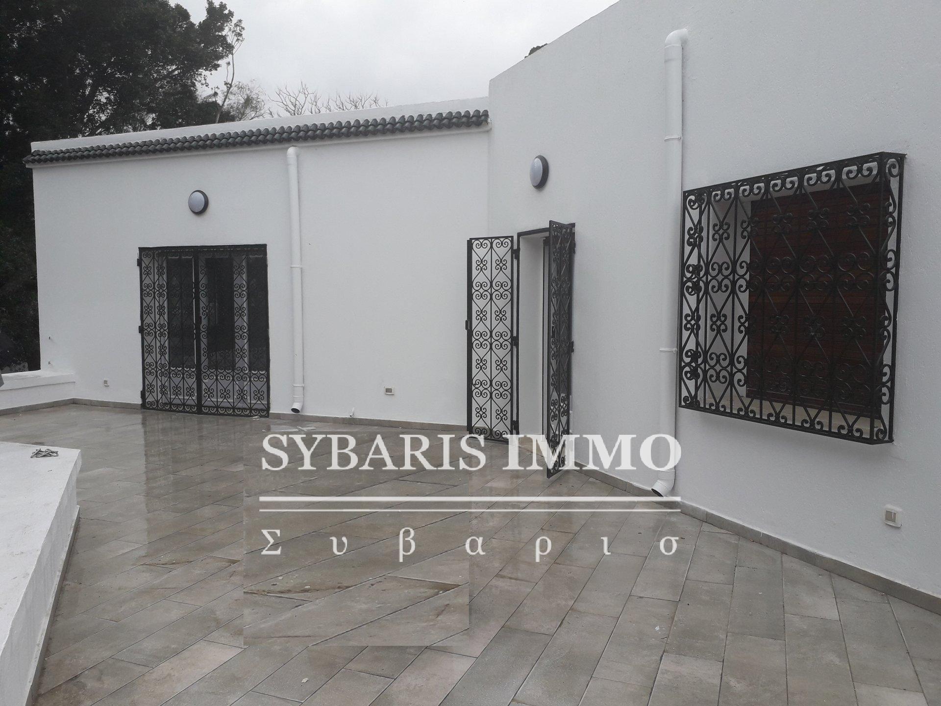 Location villa à Carthage - Tunisie