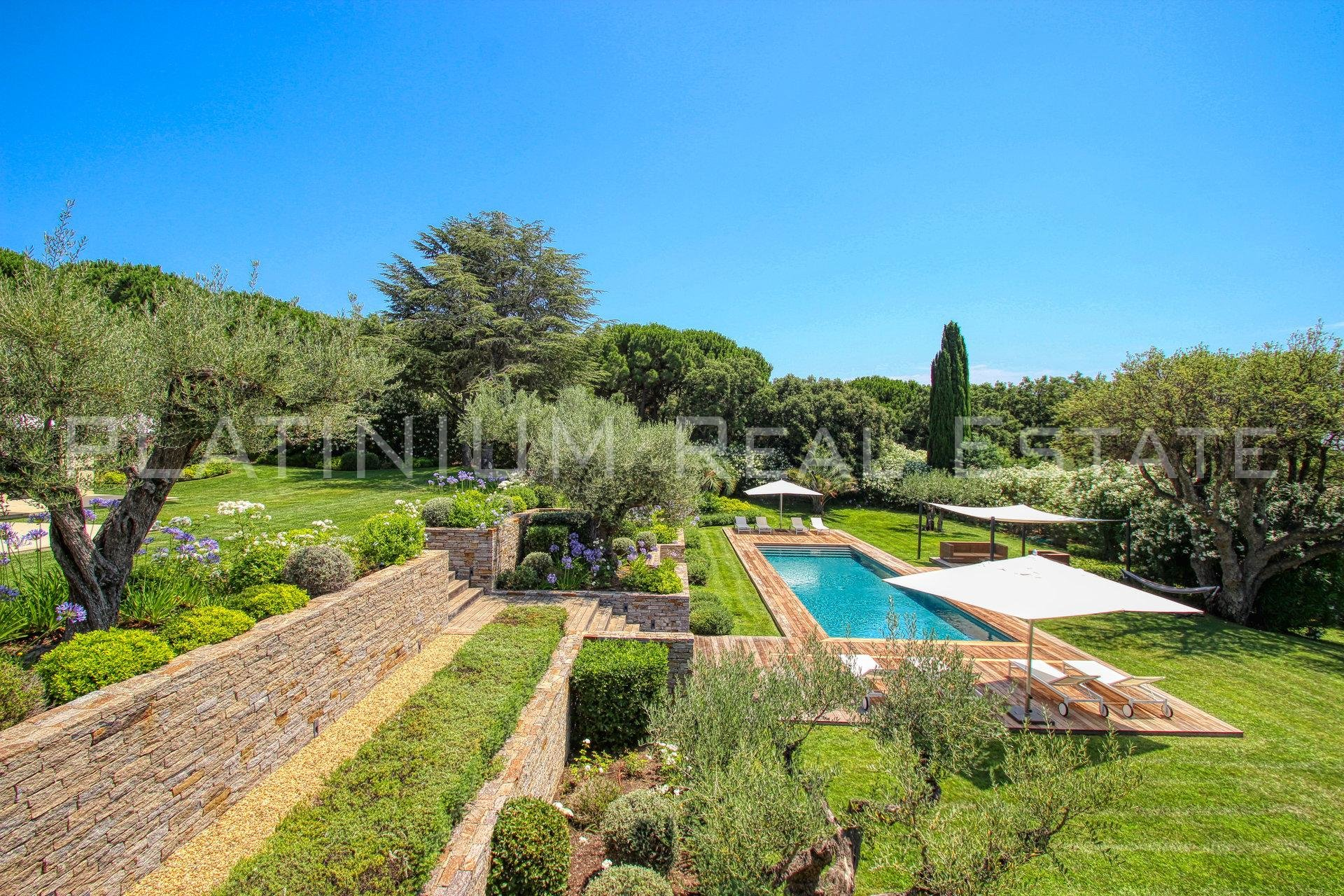 "SAINT TROPEZ ""LES PARCS"" 