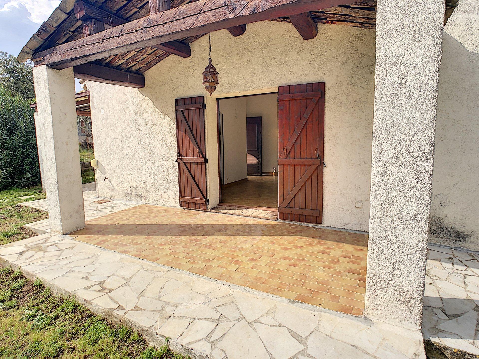 Maison individuelle plain pied - Antibes Fontmerle